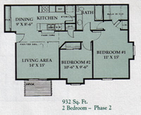 2 Bedroom - Phase 2