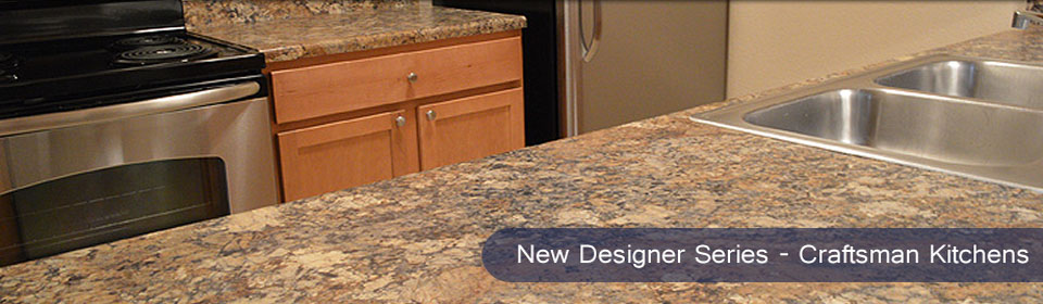 Designer Series - Craftsman Kitchens