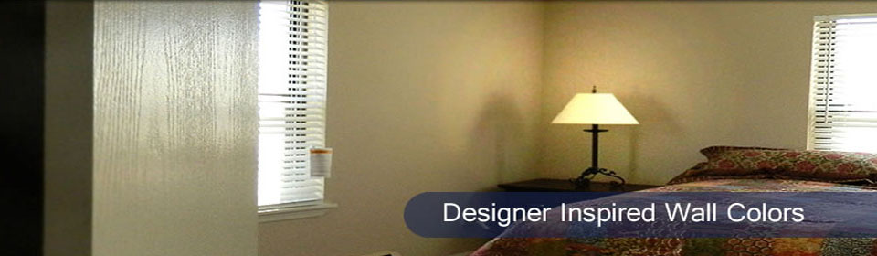 Designer Inspired Wall Colors